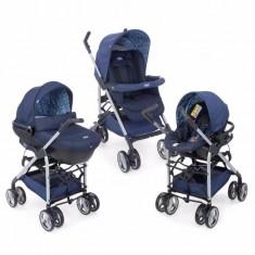Vand Carucior 3 in 1 Chicco Trio Sprint Navy Blue - Carucior copii 3 in 1 Chicco, Albastru
