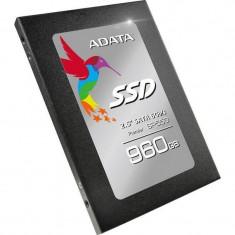 SSD ADATA Premier Pro SP550 960GB SATA-III 2.5 inch, 960 GB, SATA 3