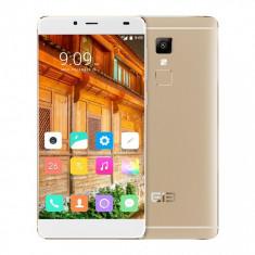 Elephone S3 edge, aproape nou, full box, display fara margini, Auriu, 16GB, Neblocat, Octa core, 3 GB