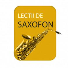 Lectii de saxofonpentru toate varstele la Scoala de Muzica Boem Club!