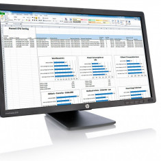 Monitor LED HP EliteDisplay E231 23