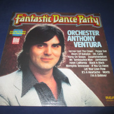 Anthony Ventura - Fantastic Dance Party _ vinyl, LP, album _ RCA (Germania) - Muzica Pop rca records, VINIL