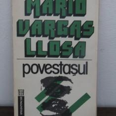 Mario Vargas Llosa – Povestasul