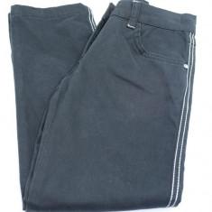 Pantaloni casual pentru copii-Wenice AY2501402-2, Negru