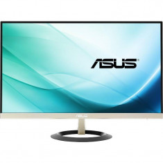 Monitor LED Asus VZ229H 21.5 inch 5ms Gold Black
