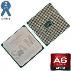 Procesor AMD Richland, Vision A6-6400K 3.9GHz (Turbo 4.1GHz)..Garantie 24luni! - Procesor PC AMD, AMD A6, Numar nuclee: 2, Peste 3.0 GHz, FM2