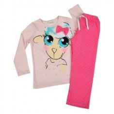 Pijama pentru fetite ATUT A-5158