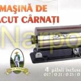 Masina de facut carnati Micul Fermier 5.5kg INOX 4 palnii YG-2010PA - Masina de Tocat Carne