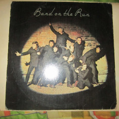 Vinil band on the run - Muzica Rock emi records