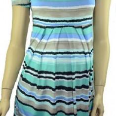 Bluza cu maneca scurta pentru gravide-DUE BDDE11V, Verde - Bluza gravide