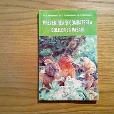 PREVENIREA SI COMBATEREA BOLILOR LA PASARI - E. Mitranescu - Editura MAST, 1998