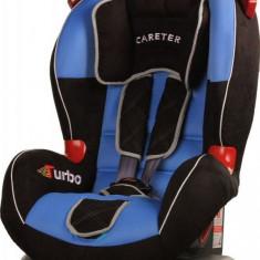 Scaun Auto Caretero SPORT TURBO 9-25 Kg CST1A, Albastru - Scaun auto copii Caretero, 1-2 (9-25 kg)