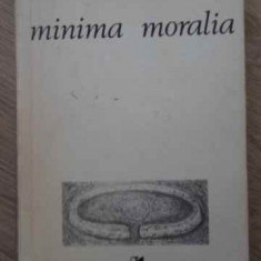Minima Moralia - Andrei Plesu, 398632 - Carte Filosofie