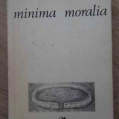 Minima Moralia - Andrei Plesu, 398632 - Filosofie
