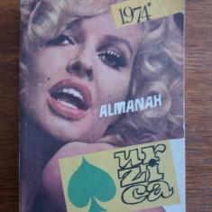 Almanah Urzica 1974 / R2P5F