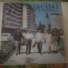 Vinil paraguayos in rominia - Muzica Latino electrecord