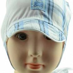 Caciula cu cozoroc pentru baieti CLB13 NN - Caciula Copii