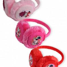 Protectie pentru urechi tip cordeluta pentru fetite Setino Minnie Mouse 770-855 - Bentita
