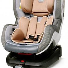 Scaun Auto cu ISOFIX 4Baby NEO-FIX 0-18 kg NFX1B, Bej - Scaun auto copii 4baby, 0+ -1 (0-18 kg)