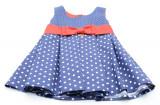 Rochie pentru fetite-Deva Kids DVK1, Rosu