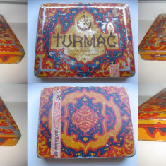 Cutie Tigarete veche Turkish Macedonian Tobacco Co.