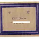 Diploma Fotoclubul Medicilor Bucuresti 1980 - Diploma/Certificat