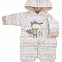 Salopeta de iarna pentru bebelusi-KOALA Fox 04-494C