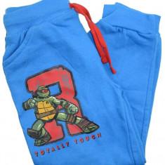 Pantaloni sport pentru baieti-E PLUS M Testoasele Ninja NIN5211032A, Albastru