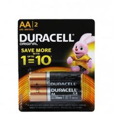 Baterii Duracell R6 2 buc - Baterie Aparat foto Duracell, Tip AA (R6)