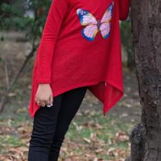 Bluza asimetrica Fetita
