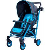 Carucior Sport pentru copii CARETERO Sonata CSCS-A, Albastru