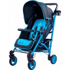 Carucior Sport pentru copii CARETERO Sonata CSCS-A, Albastru - Carucior copii Sport