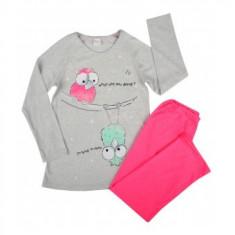 Pijama pentru fetite ATUT A-5584