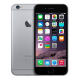 iPhone 6 Apple 64GB Space Grey/GARANTIE 1 AN/Reinnoit/ Renewed by Grade ZERO, Gri, Neblocat