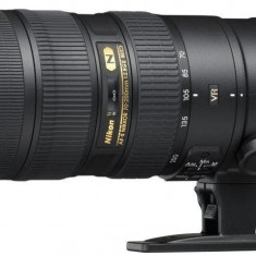 Obiectiv Nikon 70-200/F2.8 AF-S VRII G IF-ED - Obiectiv DSLR