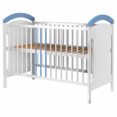 Patut din lemn pentru copii-Hubners Anita 120x60 cm PHANI-12A - Patut lemn pentru bebelusi