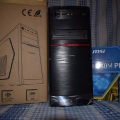 Unitate sistem gaming G4400 + cadou valoare 80ron + transport gratis - Sisteme desktop fara monitor, Intel Pentium, 8 Gb, 500-999 GB