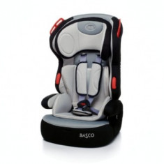 Scaun Auto 4Baby BASCO 9-36 Kg BSC1G, Gri - Scaun auto copii 4baby, 1-2-3 (9-36 kg)
