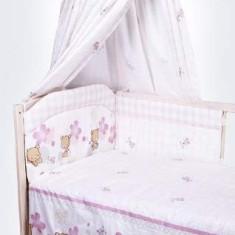 Set Lenjerie de pat pentru copii din 2 piese Blanca F94-2 - Lenjerie pat copii