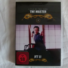 The master - Jet Li - dvd - Film actiune Altele, Altele