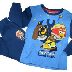 Pijama pentru baieti Angry Birds-Disney DISB-KPYJL45745, Albastru