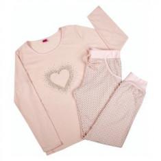 Pijama pentru fetite ATUT A-5110
