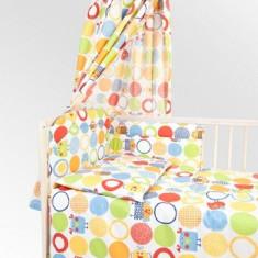 Set Lenjerie de pat pentru copii din 2 piese Blanca F40-2 - Lenjerie pat copii