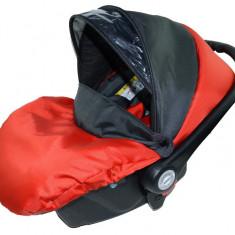 Scoica Auto BabyActive Carlo (0-10 Kg) SCBA12R, Rosu - Scaun auto copii