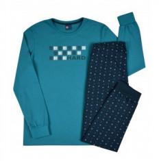 Pijama pentru baietei-GT GT-5598A, Albastru