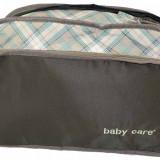 Geanta pentru carucior-BabyCare GCBC4M, Maro