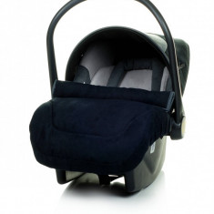 Scoica Auto-4BABY COLBY DELUXE 0-13 Kg CLY2G, Gri - Scaun auto copii 4baby, 0+ (0-13 kg)