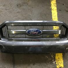 Grila bara fata, grila radiator Ford Ranger 2 mk2 2013-2017