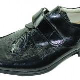 Pantofi eleganti din piele naturala pentru baieti-STEP'S STPS1