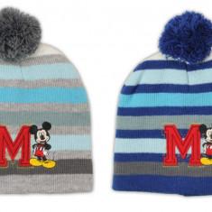 Caciula de toamna/iarna pentru baieti E PLUS M Disney Mickey Mouse DIS MFB 52 39 2068, Bleumarin - Caciula Copii